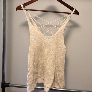 Summer cotton tank
